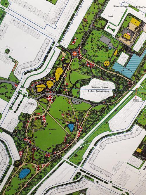 Foto Bürgerpark - Blumberger Damm