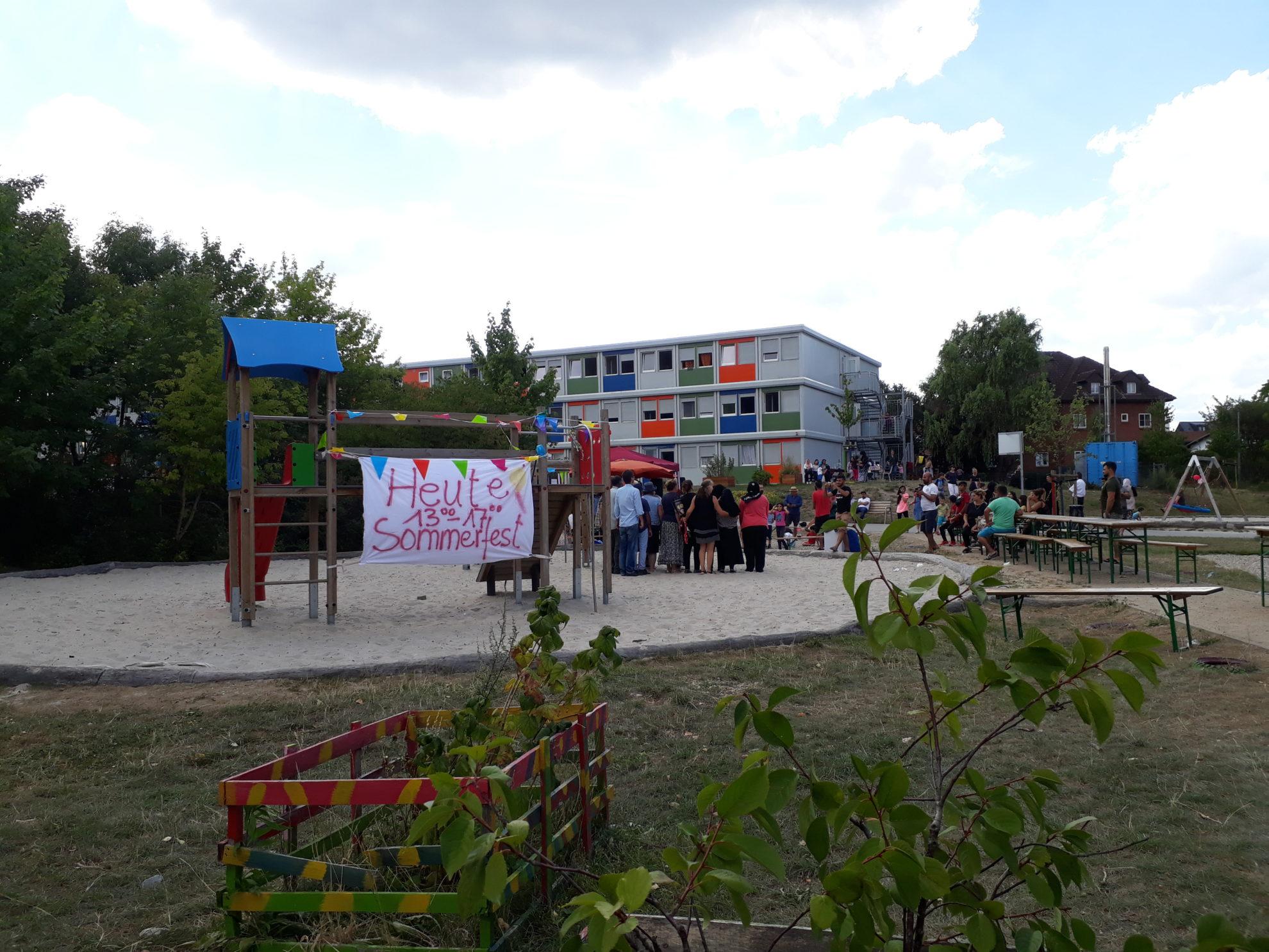 BENN Blumberger Damm -Sommerfeste